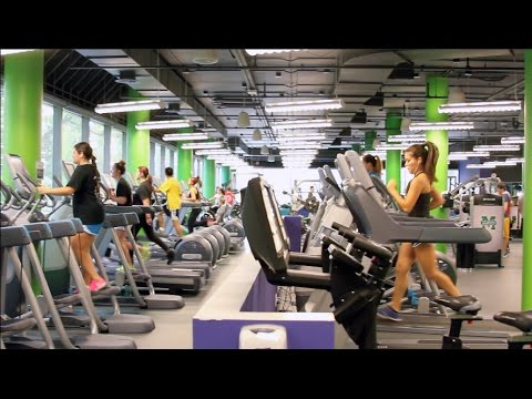 Manhattan College's Fitness Center