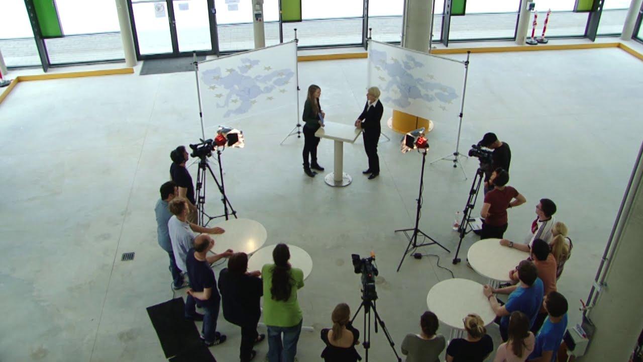 Europa vor Ort - #02 - aus der Hochschule Rhein-Waal in Kamp-Lintfort