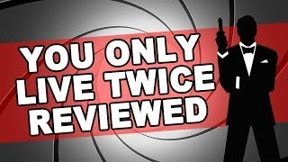 You Only Live Twice Reviewed | James Bond Radio Podcast #016