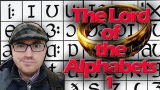 İngilizce Telaffuz Bölüm 1 The Lord of the Alphabets IPA (Turkish Content)