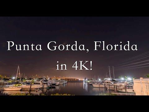Punta Gorda, Florida In 4K!