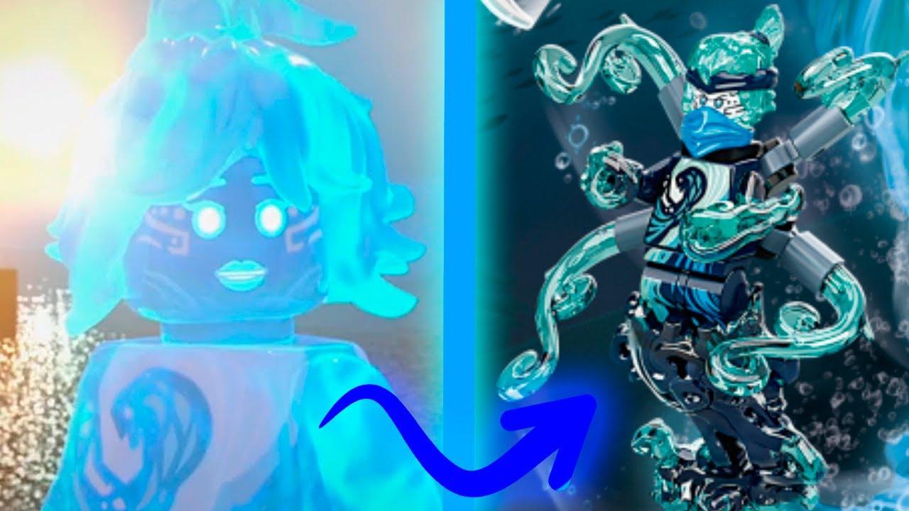 Все Минифигурки Ниндзяго против Сериала 2011-2021 + Конкурс (Lego News-441)