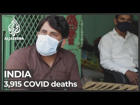 India's COVID cases rise by record 414,188; deaths swell by 3,915