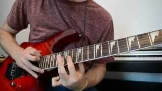 Gru - Nebula (guitar cover)