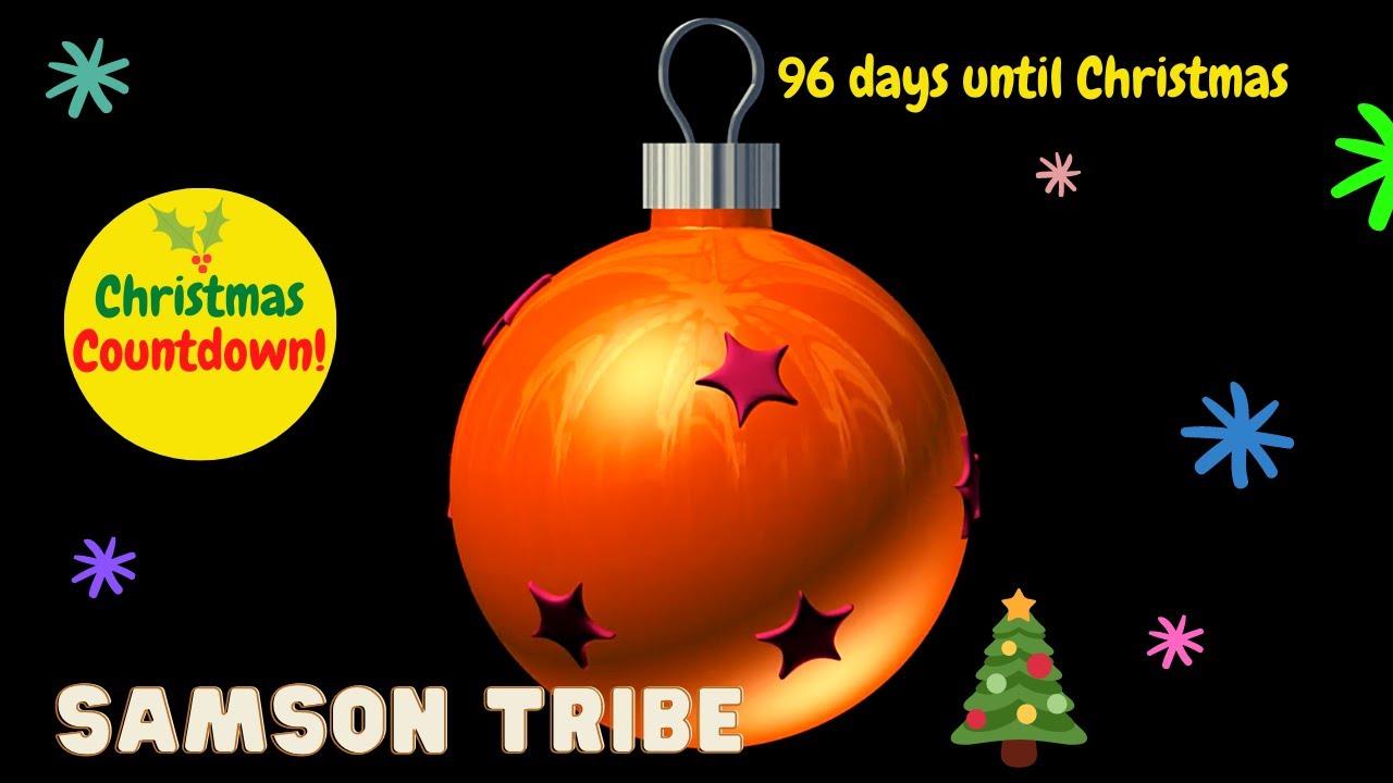 Live Christmas Countdown 96 Days Till Christmas Belgium Time Youtube