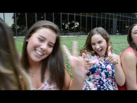 Delta Zeta Nicholls State 2016 Sisterhood Slideshow
