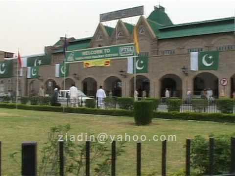 Pakistan Railways A Romantic journey from Rawalpindi to Lahore
