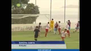 Jornal Das 20H - Santa Clara vs Torreense (Juniores A)