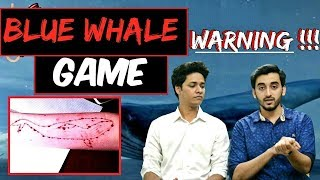 Blue Whale -A Psycho Game - STAY AWAY !