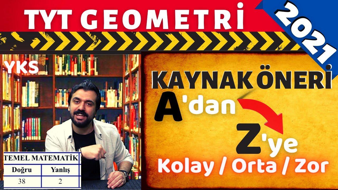 GEOMETRIDE 0'DAN 8'E NASIL ÇIKTIM? // Kaynak önerisi, motivasyon #YKS #TYT #AYT #YDT