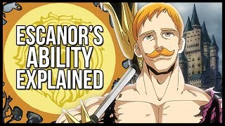 "Escanor's Ability Sunshine Explained - How He Became ""The One"" 