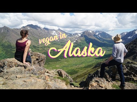 Hiking, Biking, and a Vegan Brownie in Alaska