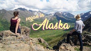 Hiking, Biking, and a Vegan Brownie in Alaska