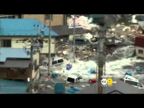 Anatomy of a tsunami how does it start? - YouTube