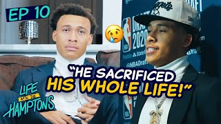 """I Would Die For You."" RJ Hampton's Draft Night Was INSANE! This Is The Real Reason He Was CRYING 😢"