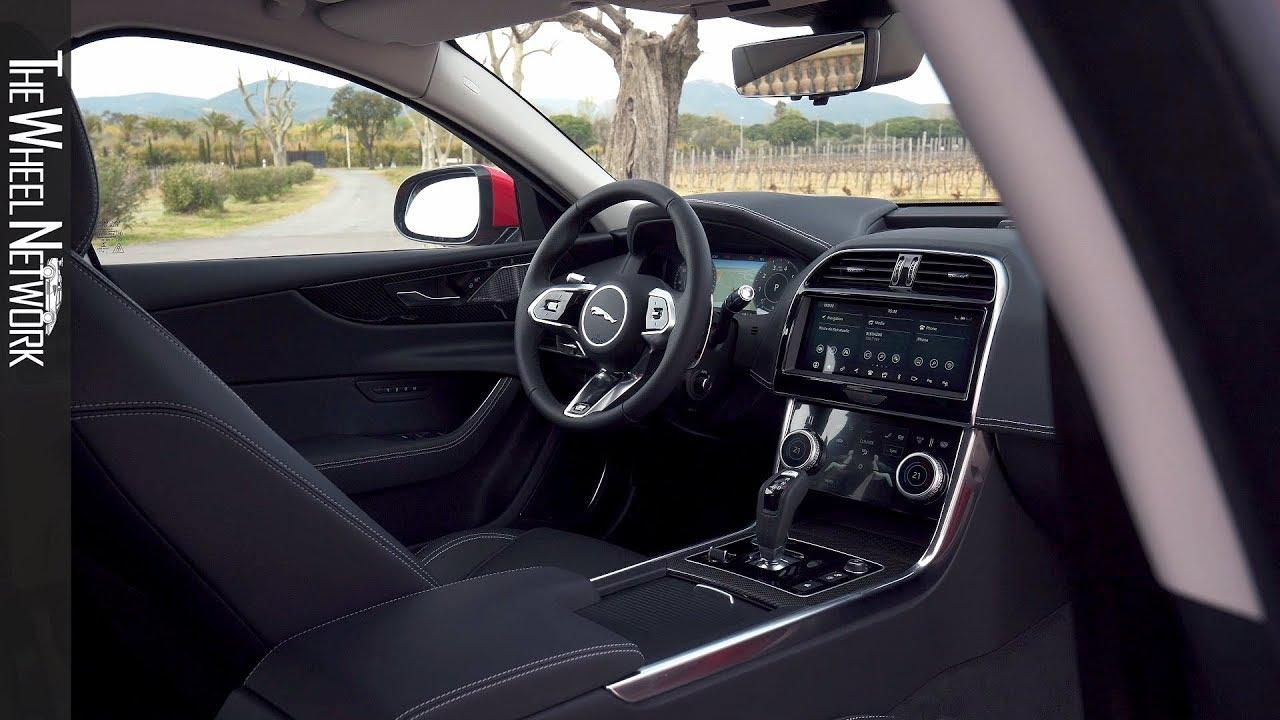 2019 Jaguar Xe R Dynamic S P300 Awd Interior Youtube
