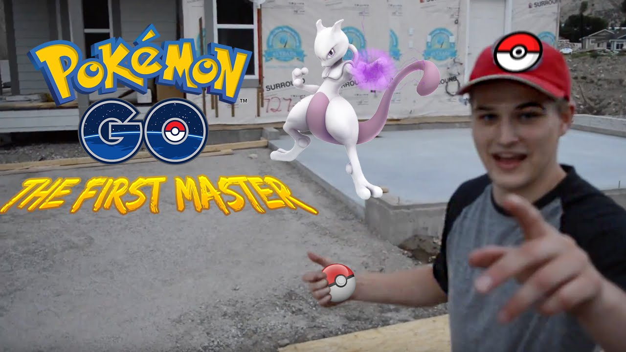Pokémon Go: The First Master