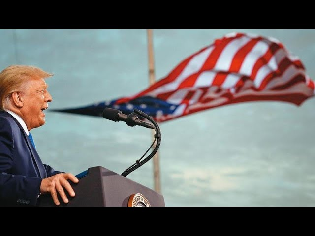川普过后,美国能否再次伟大?今夜很政经(子皮 夏明 20201204)