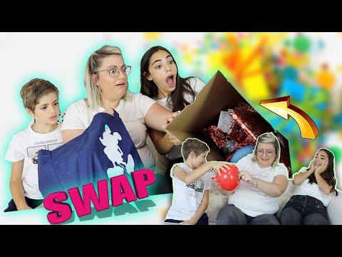SWAP INCROYABLE / Fête des mères 2020