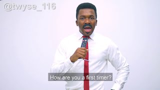 Download Twyse Ereme Comedy - INCASE YOU DIDN'T COME TO CHURCH ON SUNDAY - Twyse Ereme