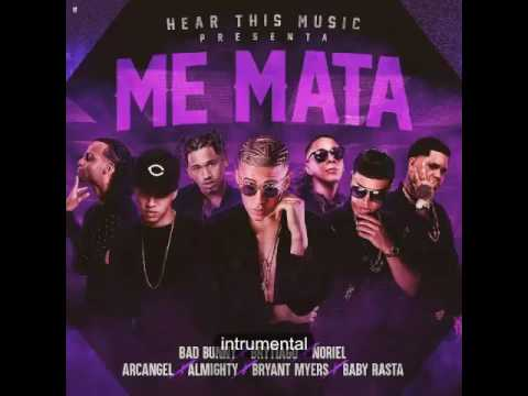 Me Mata - Bad Bunny x Arcangel x Bryant Myers x Almighty x Noriel instrumental