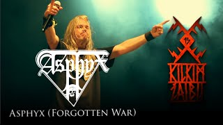 "ASPHYX - ""Asphyx (Forgotten War)"" live at KILKIM ŽAIBU 15"