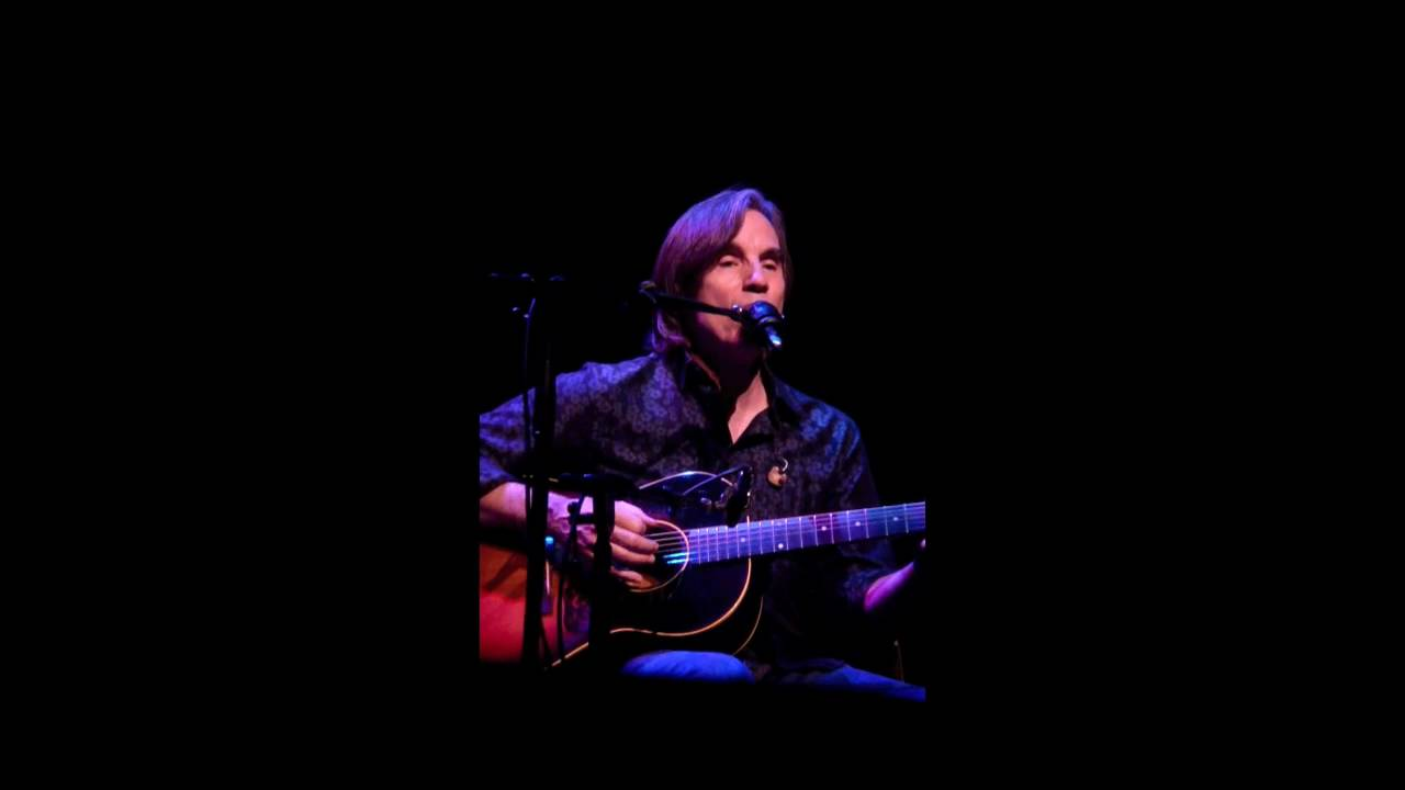 Jackson browne time the conquerer