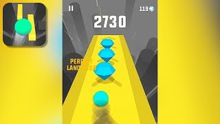 Sky Ball - Gameplay Trailer (iOS)