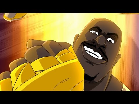 Shaq-Fu: A Legend Reborn Reveal Trailer
