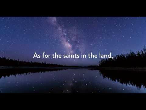 Psalm 16 (Lyric Video) | The Corner Room