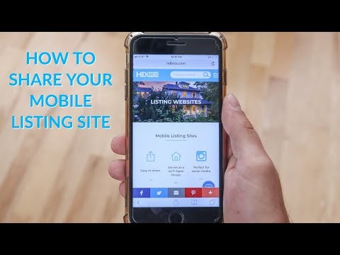 How to upload your mobile listing website | HD BROS.