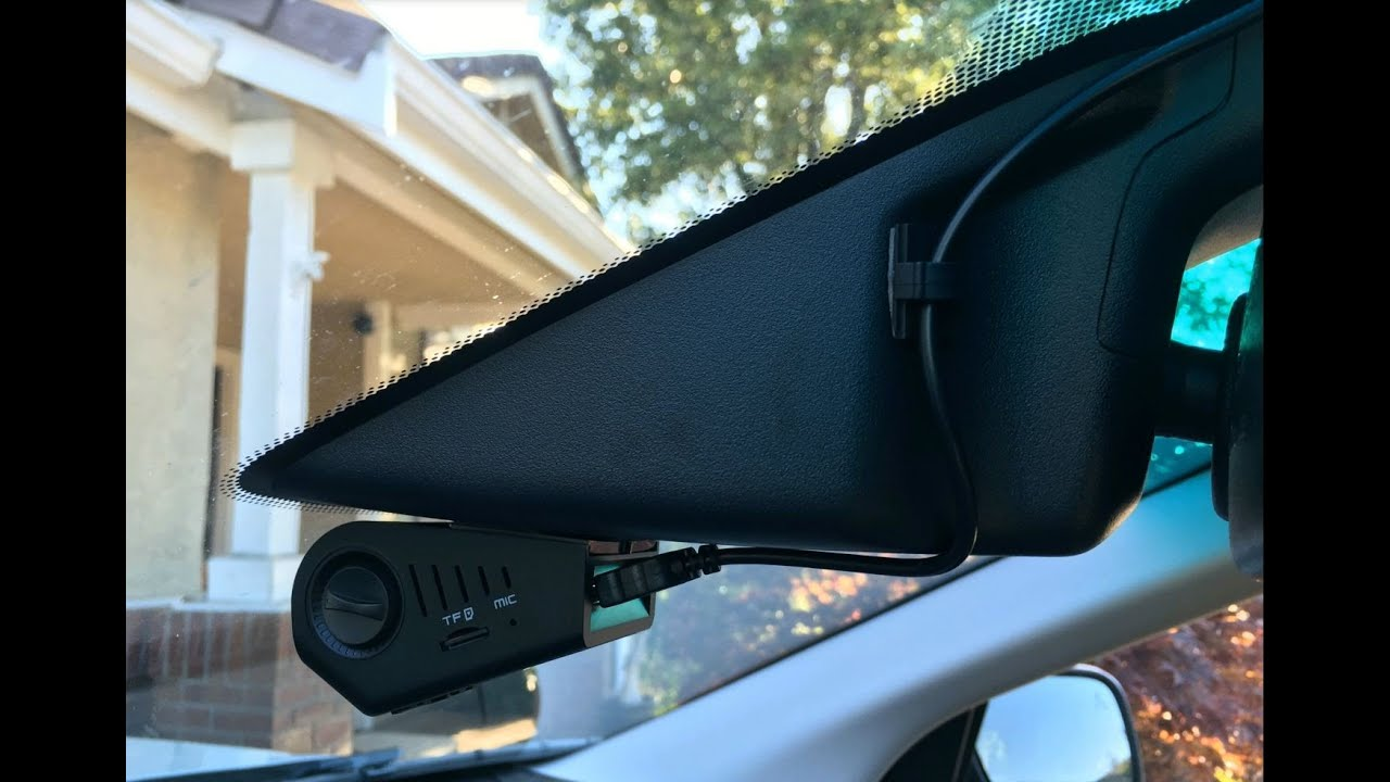 4 Camera Dash Cam