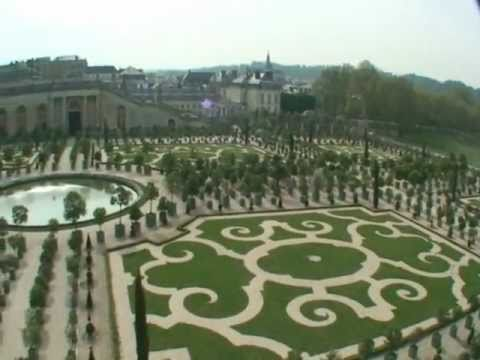L'Orangerie at the Gardens of Versailles.wmv