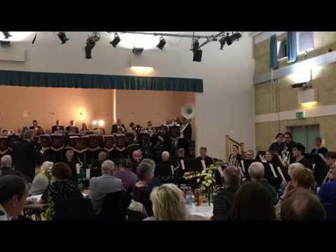 Sing Sing Sing - Farnham Big Band (FABB) with Basingstoke Concert Band