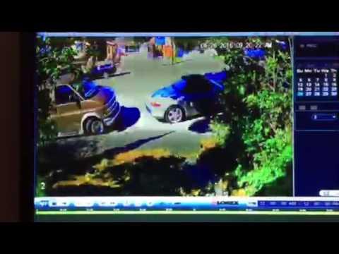 Lorex LHV1004 security camera problem