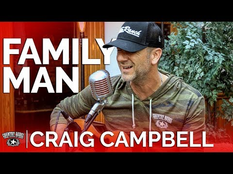 Craig Campbell - Family Man (Acoustic) // Country Rebel HQ Session