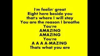 Danny - Amazing - lyrics