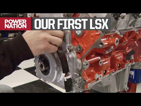HorsePower's First 427 LSX Build - Horsepower S12, E1