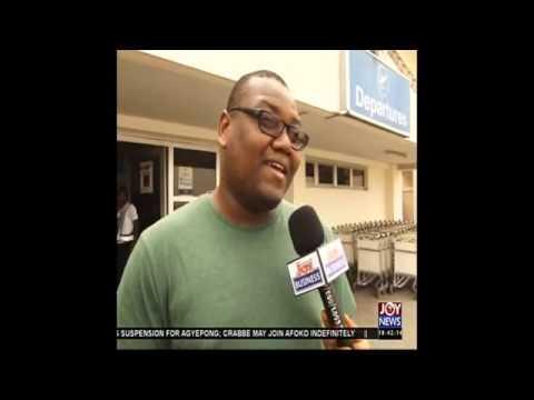 Domestic flight cancellation - News Desk on Joy News (8-12-15) Mp3