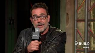 "Jeffrey Dean Morgan On Dealing With Weird Fans Since Joining ""The Walking Dead"""