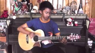It girl - jason derulo (fingerstyle guitar cover)
