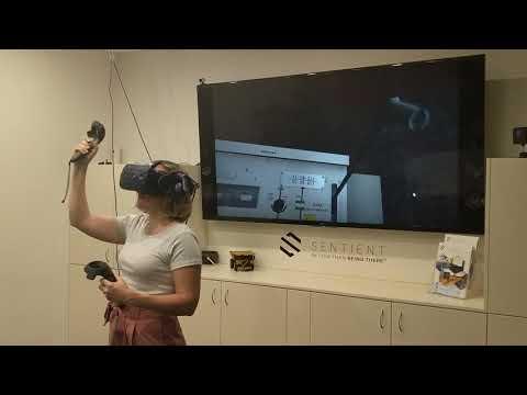 Practon Underground Sub VR Training