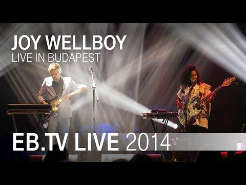 JOY WELLBOY live in Budapest (2014)