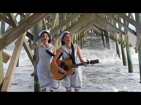 "Gracie & Lacy - ""Ode To Folly Boat"" Music Video"