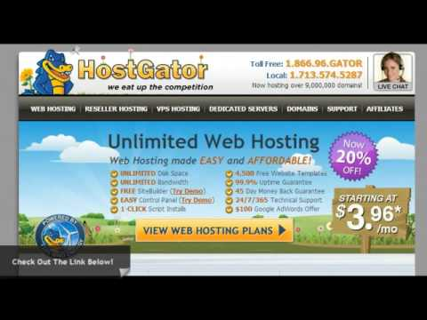 HostGator Review - Best Web Hosting Service [Coupon Code Included]