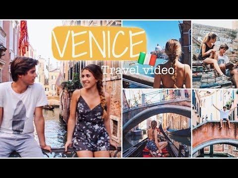 Travel VENICE ITALY - MASKS, CRAZY STORMS & SECRET SPOTS