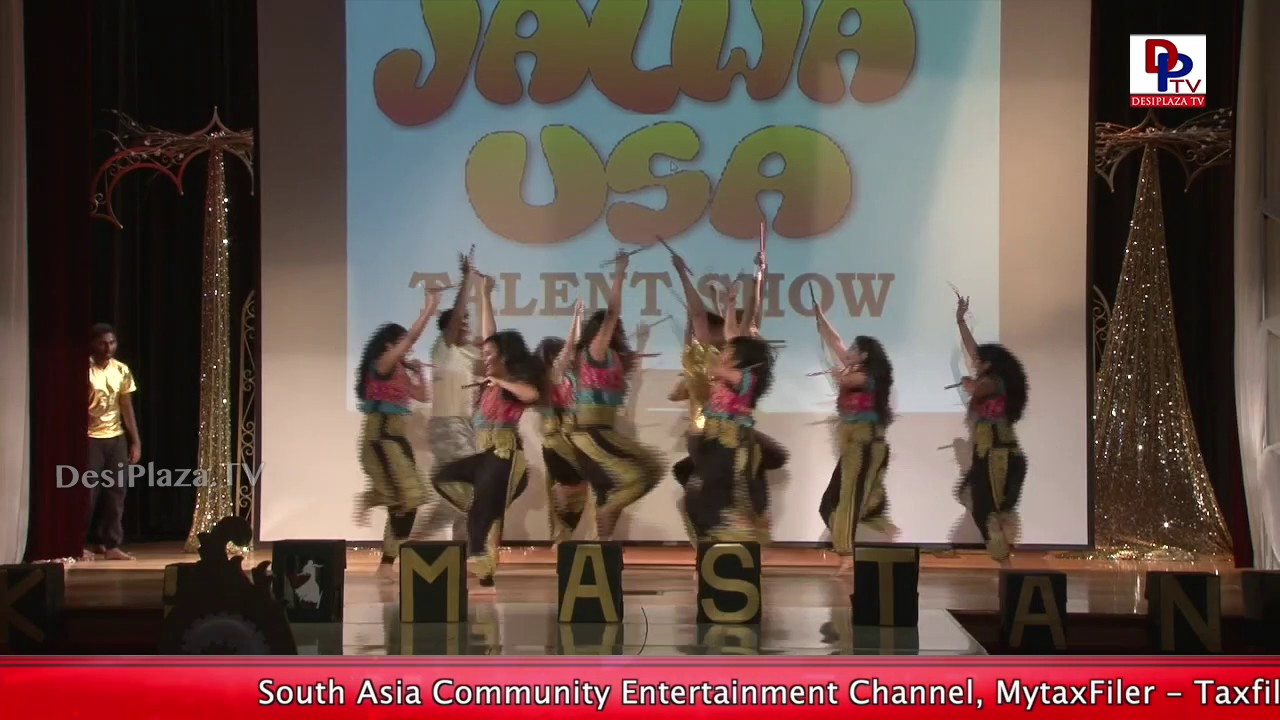 Spectaculous Group Dance by Team of AkhMastani at Bollywood Pageant 2017 in Houston || DesiplazaTV