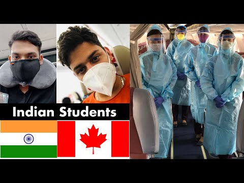 India to Canada in Aug 2020 | Immigration Questions, Travel