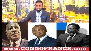 ACTUALITÉ 16 11 2018 Fayulu Répond à Félix TSHISEKEDI+ MBUTU MBUTU Entre KABILA et SHADARY