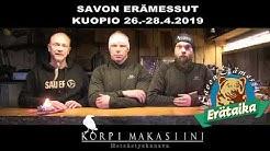 KUOPIO ERÄMESSUT 2019